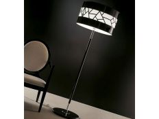 Floor lamp Disk II Gloss