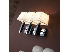Candeeiro de parede Prisma gloss 3