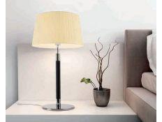 Table lamp Loop wengue