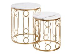 Set of side tables Kytie