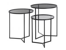 Set of side tables Khine