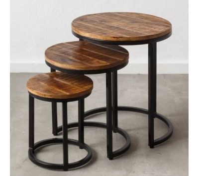 Set of support tables Tabacy