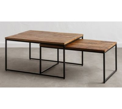 Set of coffee tables Vatrey