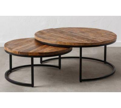 Set of coffee tables Virnad