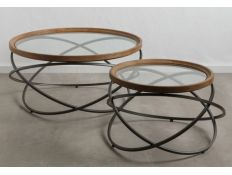 Set of coffee tables Vaugh