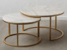 Set of coffee tables Pmt