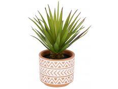 Planta artificial suculenta III