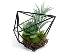 Planta artificial suculenta XVIII