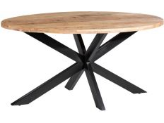 OVAL TABLE MA-NEG