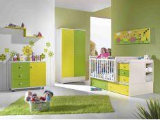Baby Room w/ Convertible Crib ZZKCO