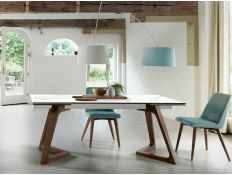 EXTENSIBLE DINING TABLE LIN I