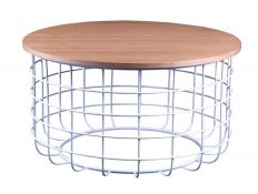 ROUND COFFE TABLE OSLEC
