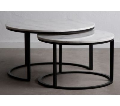 SET OF COFFEE TABLES ADEVE