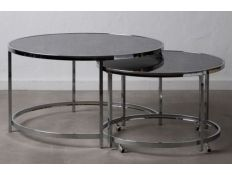 SET OF COFFEE TABLES ALDEN