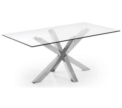 Table Layra feet in steel