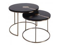 SET COFFEE TABLES FLORINA