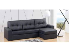 Sofa c/ chaiselong Silver