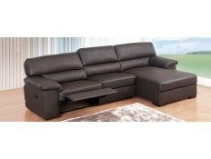 Sofa with chaiselong Harry