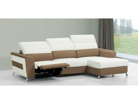 Sofa with chaiselong Dedier