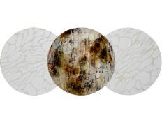Quadro Esferas casio