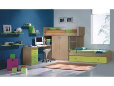 Child Bedroom Merida