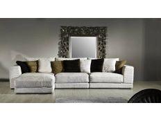 Sofa with chaise long Sirius
