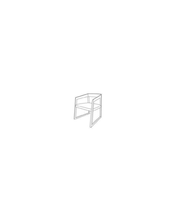 Chaise longue 4224