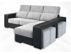 Sofa with chaiselong Aiort