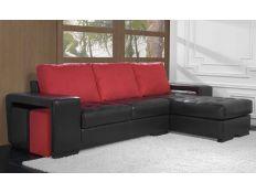 Sofa with chaiselong  Kra