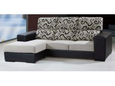 Sofa with chaiselong Amup