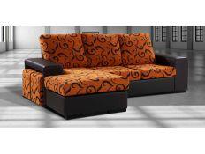 Sofa with chaiselong Nemrac