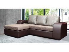 Sofa with chaiselong   Evaw