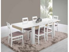 Extendable dining table CABR