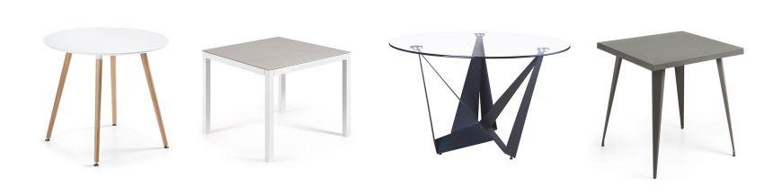Mesas cozinha fixas