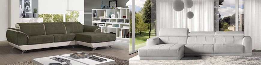 Sofas with Chaise lounge