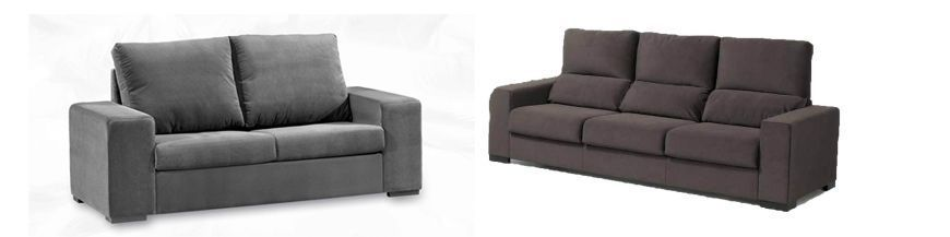 Sofas 3s And 2s Low Cost