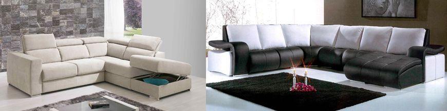 Corner sofas low cost