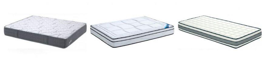Rolled mattresses