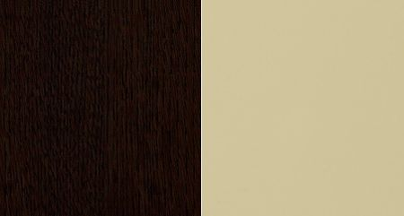 XOAK CHOCOLATE + LACQUER CAPPUCCINO HIGH SHINE
