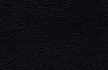 CMA-SYNTHETIC LEATHER GRAIN FR-390 - BLACK