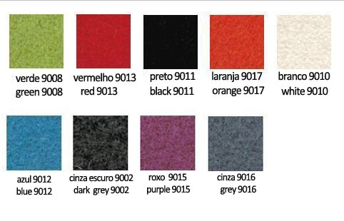 WOOL RED 9013