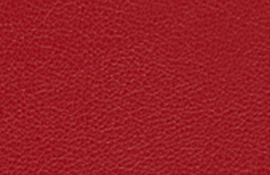 CMA-SYNTHETIC LEATHER GRAIN FR-335 RED