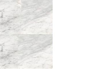 WHITE CARRARA + PURE WHITE
